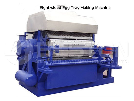 Paper Egg Tray Machine