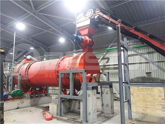 Charcoal Making Machine in Ukraine