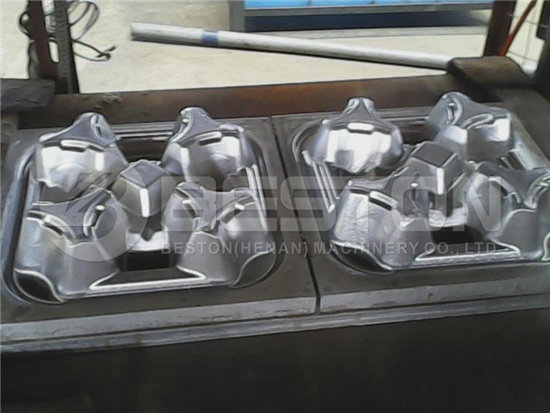 Cup Tray Mold