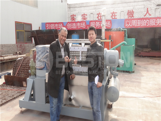 Buying Egg Tray Machine