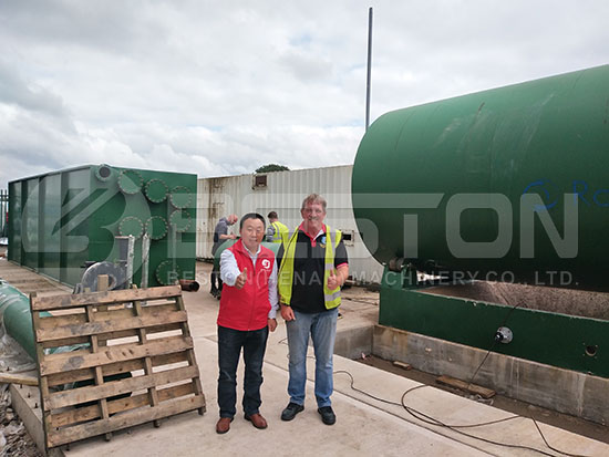 Waste Pyrolysis Plant UK