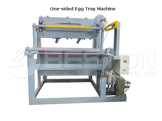 One-Sided Pulp Molding Equipment