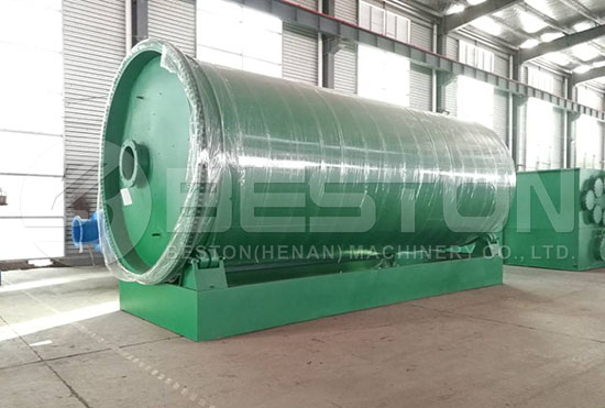 Tyre Pyrolysis Reactor