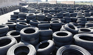 Waste Tyres Pyrolysis Recycling