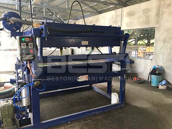 BTF-1500 Egg Tray Machine