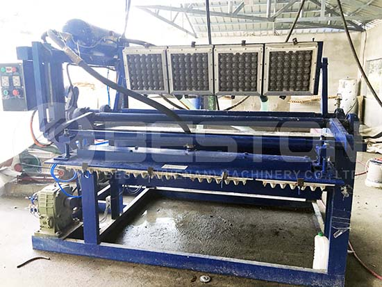 Manual Egg Tray Machine in the Philippines