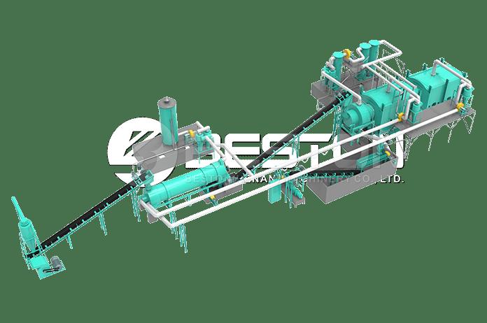 Charcoal Making Machine Design