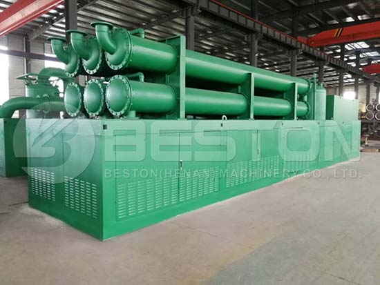 Continuous Pyrolysis Plant to the Philippines
