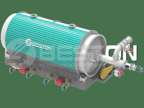 Rotary Pyrolysis Reactor