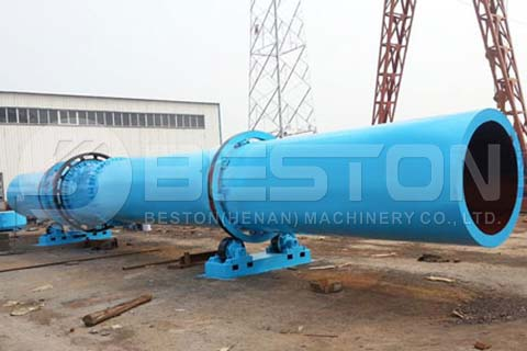 Dryer For Pyrolysis Plant